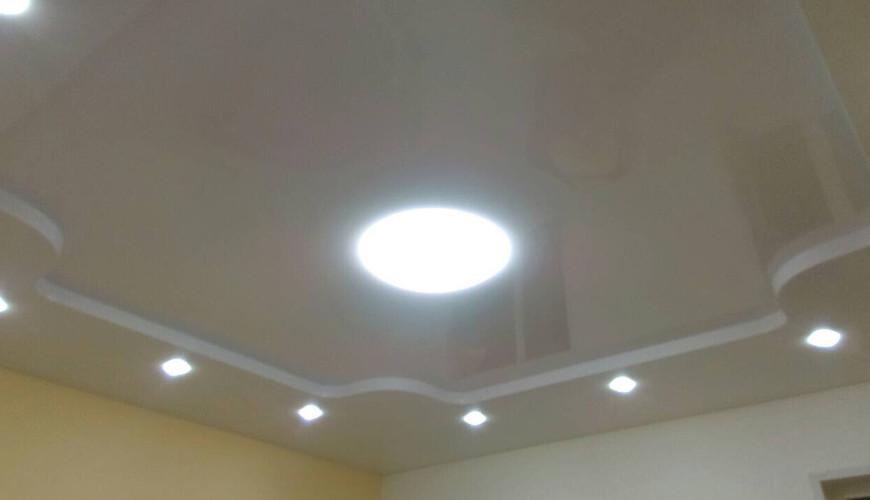 Потолоки в кухню